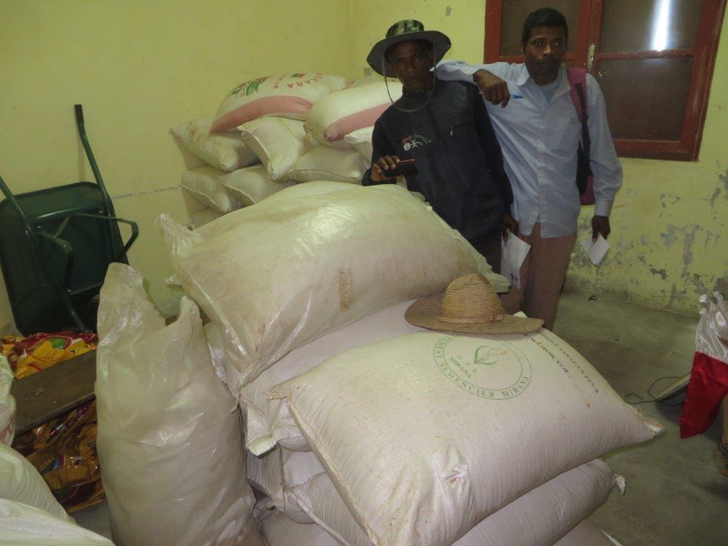 Opération semences MEIM Madagascar