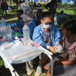 Mission médicale à Mananjary